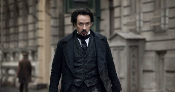 the raven john cusack Russell Crowe In Early Talks For Dracula Re Imagining, Harker
