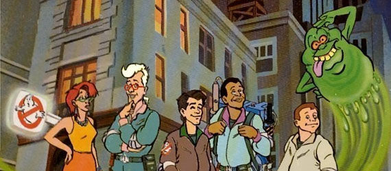the real ghostbusters J. Michael Straczynski Believes In Ghostbusters 3; Has Working Script Idea
