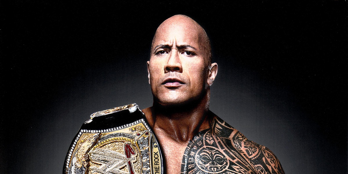 """Images Of The Rock Wwe: 11 Reasons To Love Dwayne """"The Rock"""" Johnson"""