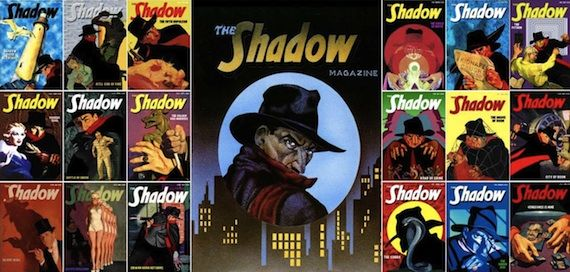 the shadow Batman Producer Michael Uslan Discusses The Shadow