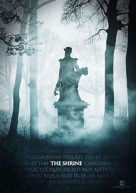 the shrine poster New Posters: Where The Wild Things Are, Michael Jackson & More!