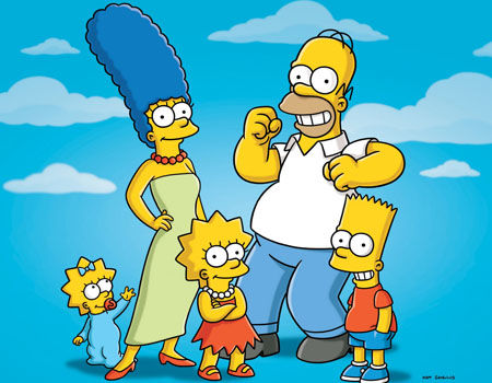 12 Most WTF TV Moments 2011 - The Simpsons
