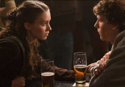 the social network rooney mara The Top 10 Movie Moments of 2010