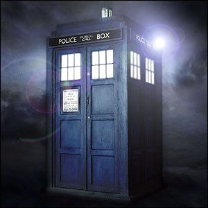 the tardis 10 Reasons Why Doctor Whos Life is Better Than Yours