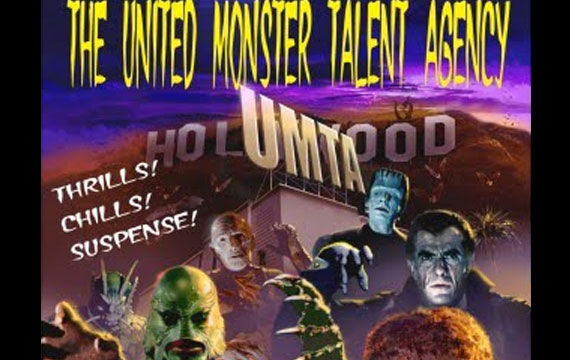 the united monster talent agency poster SR Pick [Video]: The United Monster Talent Agency Short Film Entertains