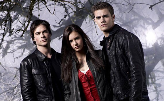 the vampire diaries season 2 premiere Vampire Diaries Co Creator Developing New Paranormal Companion Series