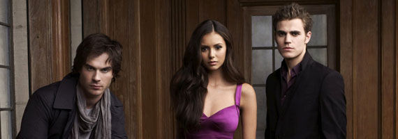 the vampire diaries season 3 CW Orders Supernatural Season 7, The Vampire Diaries Season 3