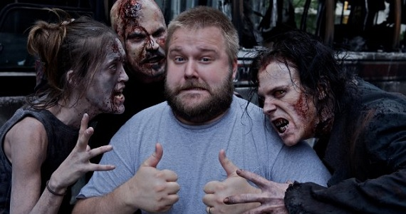 the walking dead robert kirkman The Walking Dead Producers Discuss Season 3 Finale & Fidelity to Comics