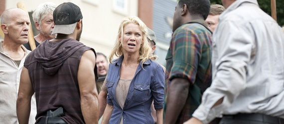 the walking dead season 3 part 2 premiere andrea Walking Dead Season 3.5 Premiere Clip & Images   Are You Ready?