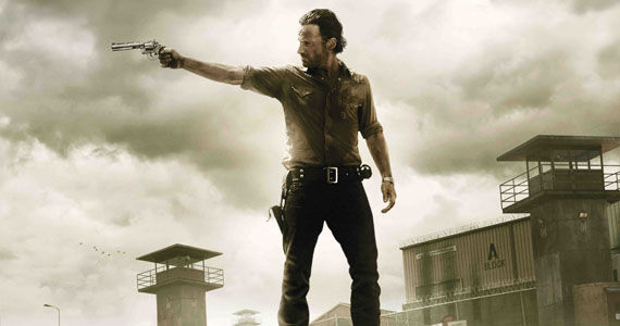 the walking dead season 3 poster Walking Dead Season 3 Trailer: New Threats, New Home, More Horror