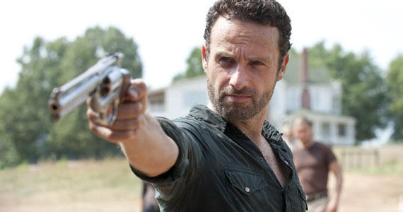 the walking dead season 3 rick The Walking Dead Season 3 Details Revealed