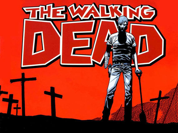 the walking dead First Images of The Walking Dead Look Gruesome