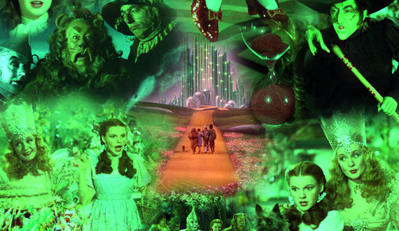 the wizard of oz collage The Worst Belated Movie Sequels
