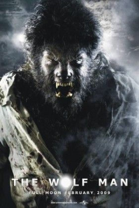 the wolfman poster 280x419 Our 20 Most Anticipated Movies Of 2010