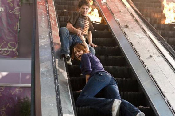 the final destination stair Final Destination 5 Snags The Thing & Elm Street Writer