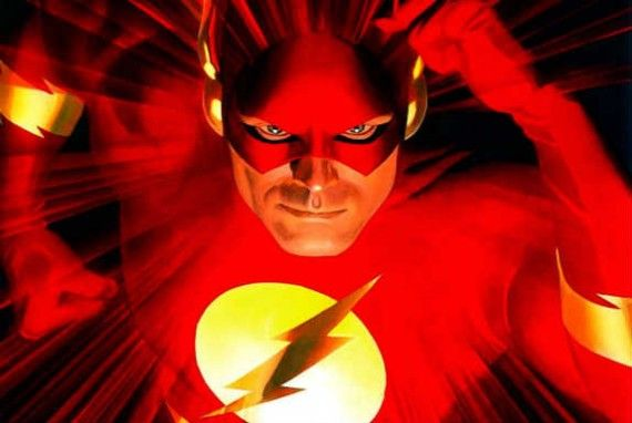 the flash 570x382 Rumor Patrol: Bradley Cooper as The Flash? [Updated]
