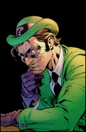 theriddler Rumor Patrol: Robin & Riddler In Batman 3