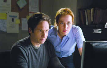thexfilesmovie1 X Files 3 Movie Update