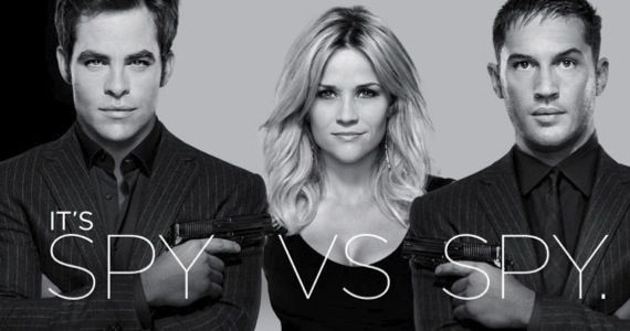 this means war This Means War Trailer: Agent Kirk Battles Agent Bane For Love