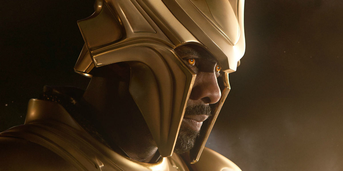 Heimdal Hd Wallpaper: Thor 3: Heimdall's Rumored Role Gives Idris Elba More To Do