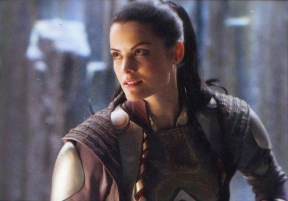 thor Sif Interview: Thors Jaimie Alexander Is A Geek Girl Goddess