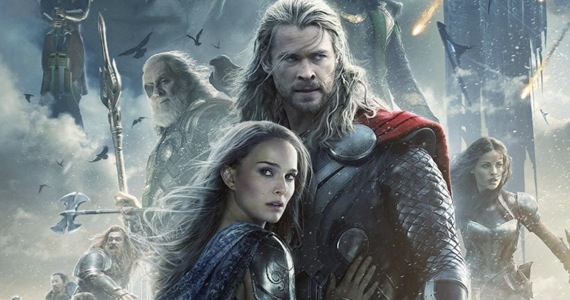 thor dark world movie poster New Thor: The Dark World Poster Brings the Cast Together