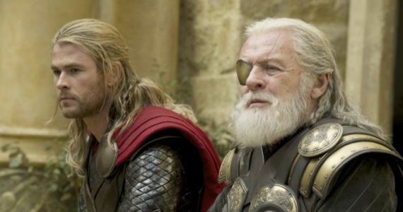 thor dark world odin Why Justice League Could (Still) Be DCs Next Big Movie