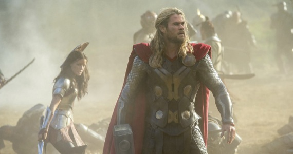 thor dark world trailer New Thor: The Dark World Trailer: More Story, Loki, and Hammer Swinging Action