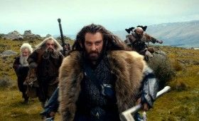 thorin oakensheild hobbit 280x170 New Hobbit Images Include Radagast the Brown; 2nd Trailer Arrives This Week