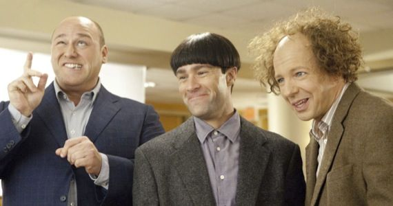 three stooges trailer1 Three Stooges Online Trailer Is Nonstop Comic Mayhem