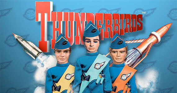 thunderbirds are go for a new tv series from weta workshop. Black Bedroom Furniture Sets. Home Design Ideas