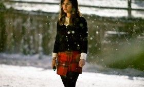 time of the doctor clara 280x170 Doctor Who Christmas Special Poster & Sneak Peek Images