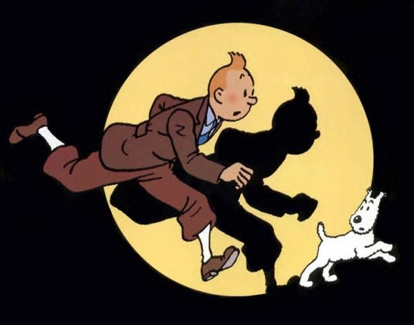 tintin image Update On Spielberg And Jacksons Tintin