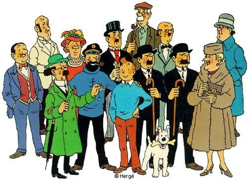 tintinandco Update On Spielberg And Jacksons Tintin