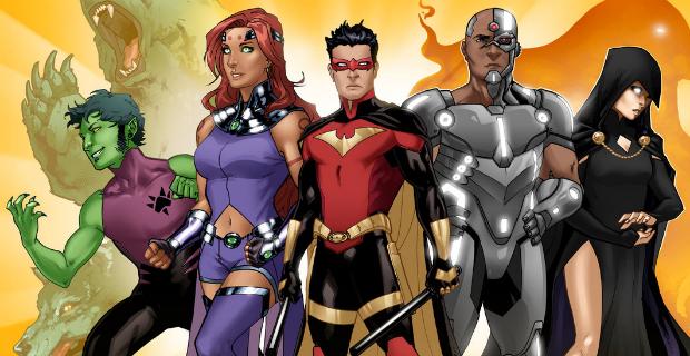 Teen Titans Tv Show 5