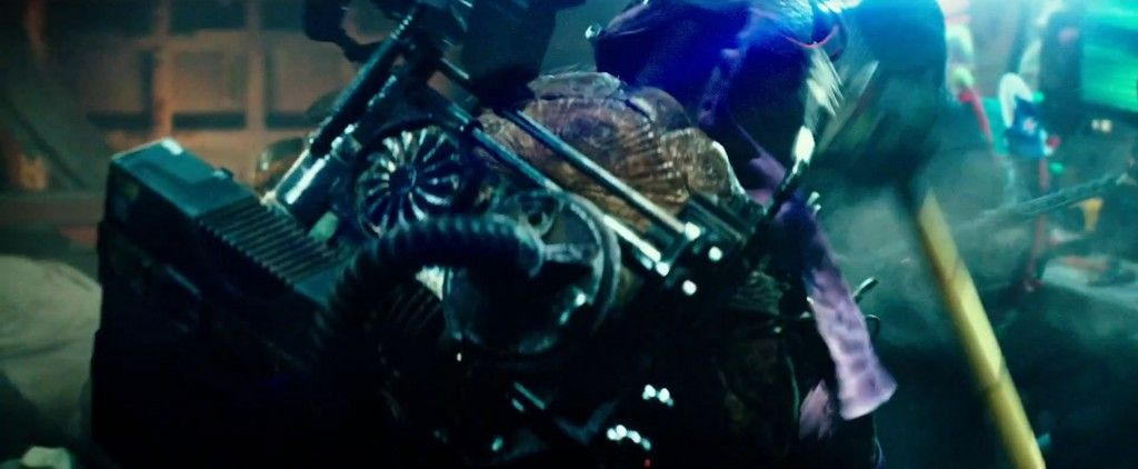 tmnt movie trailer 2014 donatello 1024x422 Teenage Mutant Ninja Turtles Trailer Analysis, Photos, & Video