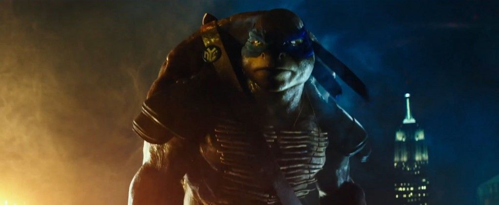 tmnt movie trailer 2014 leonardo 1024x422 Teenage Mutant Ninja Turtles Trailer Analysis, Photos, & Video