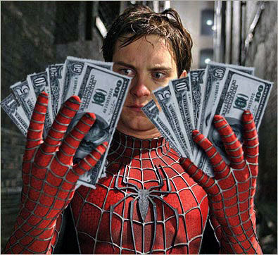 tobey maguire 50 million Why are the Spider Man Movies Starting Over?