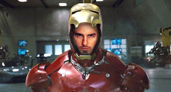 tom cruise ironman1 e1273521275490 Dodged Bullets: 14 Actors Who Were Almost Superheroes