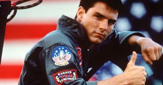 tom cruise2 Top Gun IMAX 3D & Blu ray Release Set for February 2013