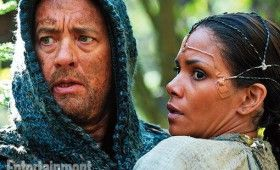 tom hanks halle berry cloud atlas 280x170 Cloud Atlas Images: The Wachowskis & Tom Tykwer Examine the Circle of Life
