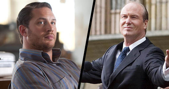 tom hardy william hurt encore moby dick the take Tom Hardy & William Hurt Lead Separate Encore Miniseries