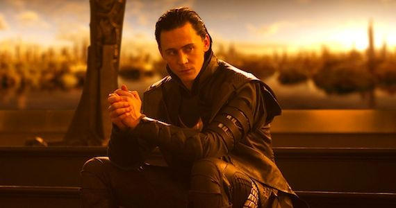 tom hiddleston as loki in the avengers Tom Hiddleston & Stellan Skarsgård Talk Loki In The Avengers