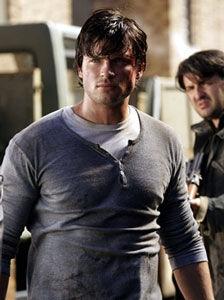 Tom Welling in Odyssey, Smallville Season 8 Premiere