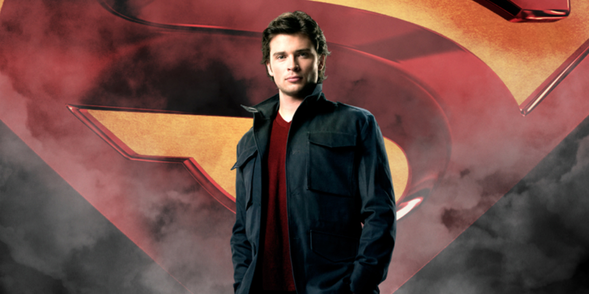 Tom Welling on possibly playing Superman on Supergirl