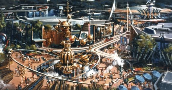 tomorrowland movie damon lindelof Damon Lindelof Reveals the Origins of Tomorrowland and the 1952 Box