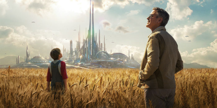 Tomorrowland Trailer #2 Arrives Next Week; New Poster Revealed