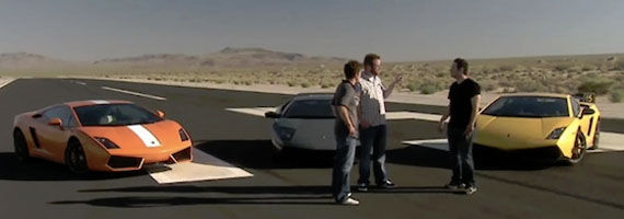 top gear lamborghinis History Channel Picks Up Top Gear USA For Season 2
