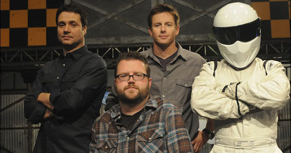top gear us cast photo 'Top Gear US' Premieres in November; How Will It Compare To The Original?
