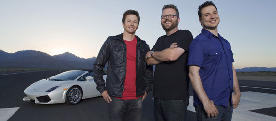 top gear us cast photo2 'Top Gear US' Premieres in November; How Will It Compare To The Original?